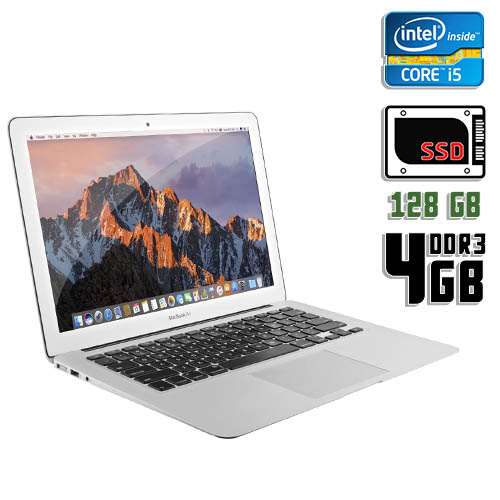 Ноутбук бу Apple MacBook Air MD232