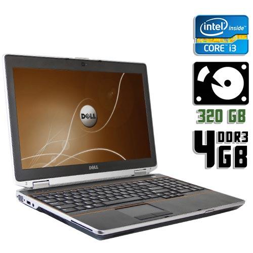 Ноутбук бу Dell Latitude E6520