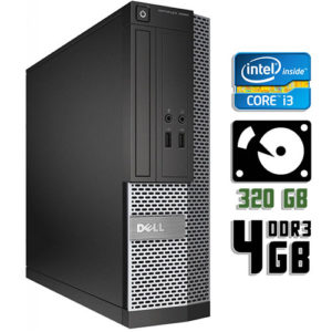 Компьютер бу Dell Optiplex 3020 SFF