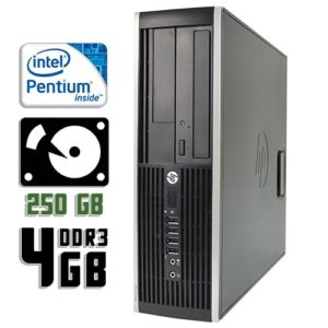 Компьютер бу HP Compaq 6200 Elite SFF