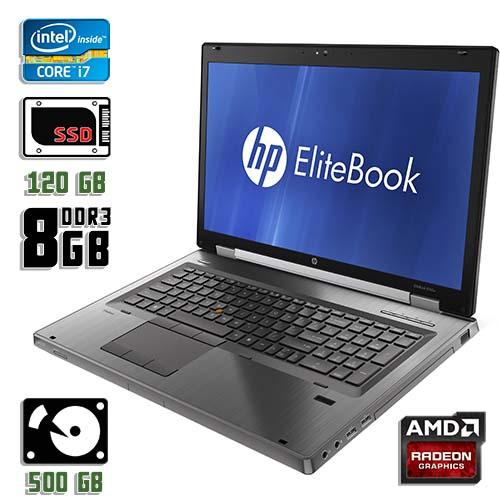 Ноутбук бу HP EliteBook 8760W