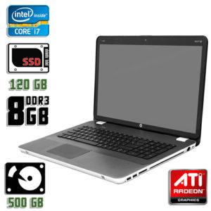 Ноутбук бу HP Envy 17 1120er