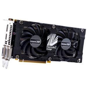 Игровая видеокарта Inno3d GeForce GTX1070