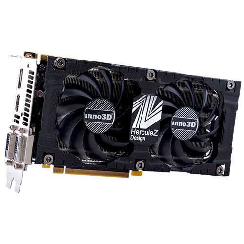Inno3d GeForce GTX1070