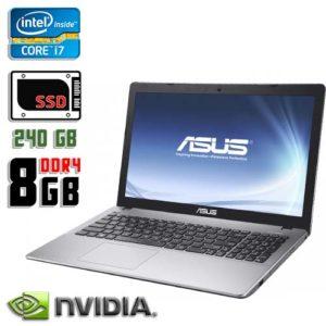 Ноутбук бу Asus X550V