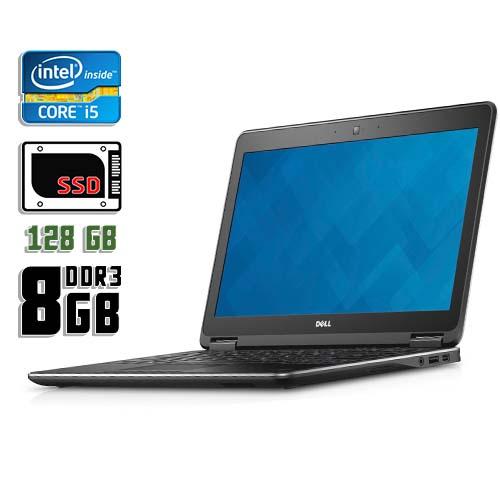 Ноутбук бу Dell Latitude E7240