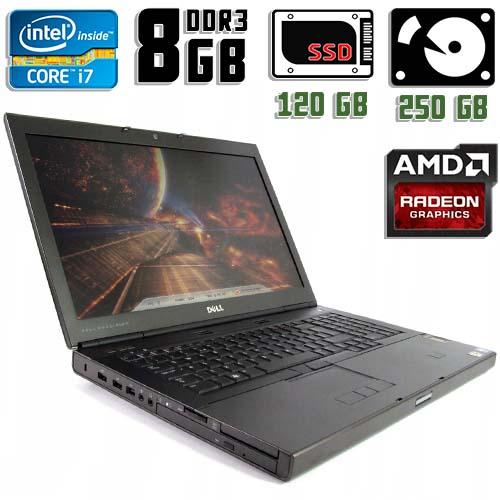 Ноутбук бу Dell Precision M6600