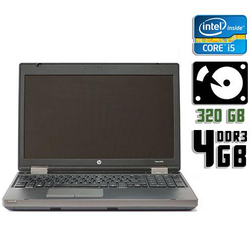 Ноутбук бу HP Probook 6570b