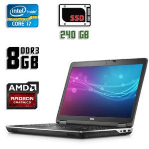 Ноутбук бу Dell Latitude E6540