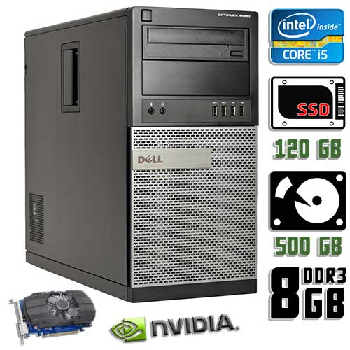 Компьютер бу Dell Optiplex 9020