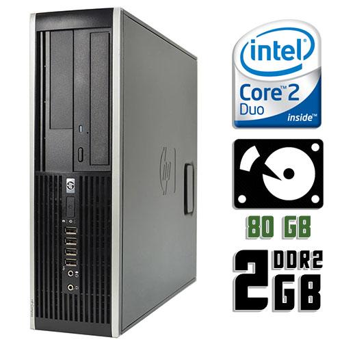 Компьютер бу HP Compaq DC7900 SFF