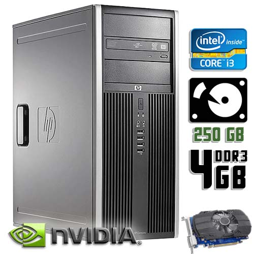 Компьютер бу HP Compaq 8100 Elite