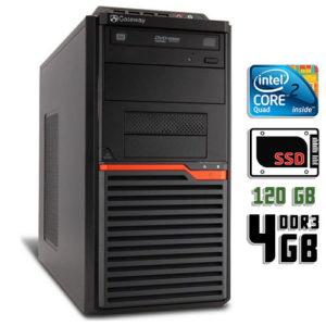 Компьютер бу Acer Gateway DT30