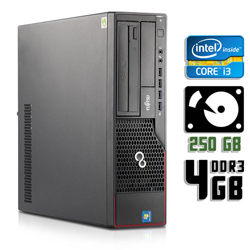 Компьютер бу Fujitsu Esprimo E700 SFF