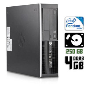 Компьютер бу HP Compaq 8200 Elite SFF