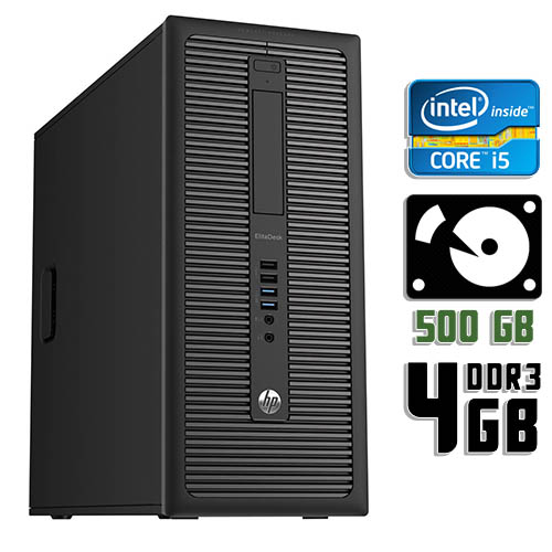 Компьютер бу HP EliteDesk 800 G1