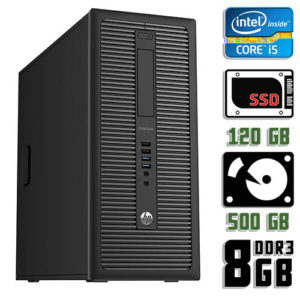 Компьютер бу HP EliteDesk 800 G1