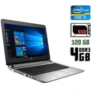 Ноутбук бу HP ProBook 430 G3
