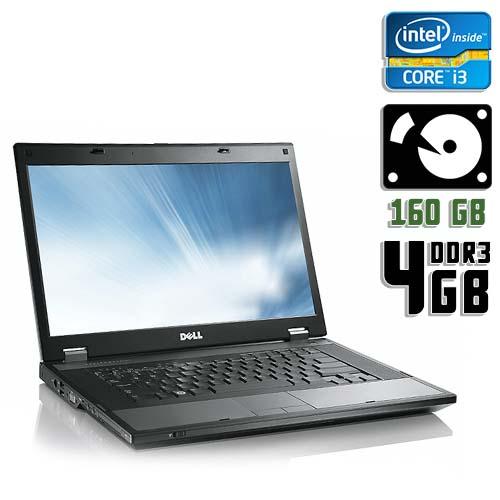 Ноутбук бу Dell Latitude E5510
