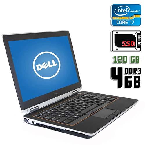 Ноутбук бу Dell Latitude E6320