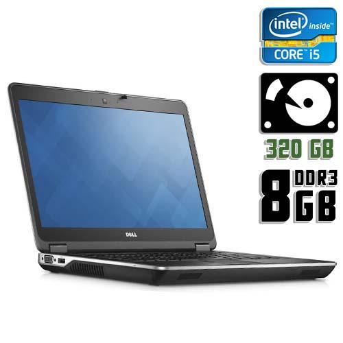 Ноутбук бу Dell Latitude E6440