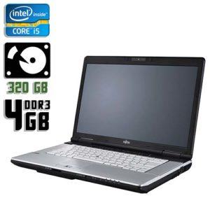 Ноутбук бу Fujitsu LifeBook E751