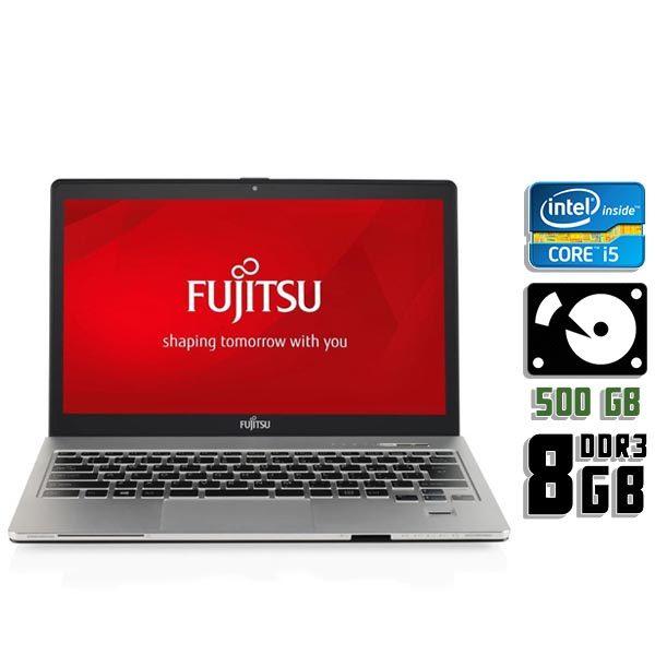 Ноутбук бу Fujitsu LifeBook S904