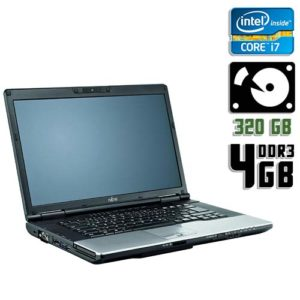 Ноутбук бу Fujitsu Lifebook E752