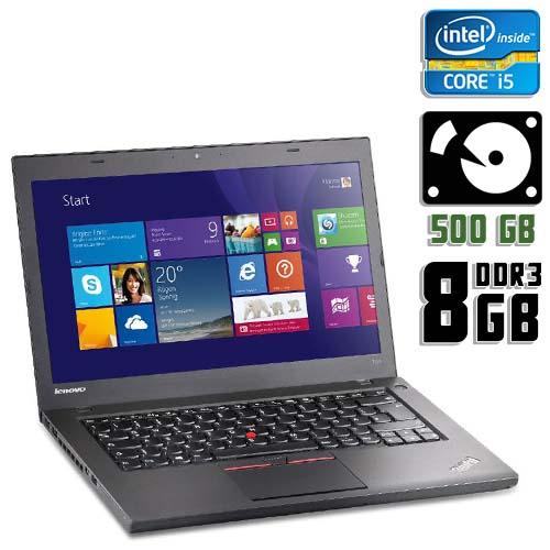 Ноутбук бу Lenovo ThinkPad T450