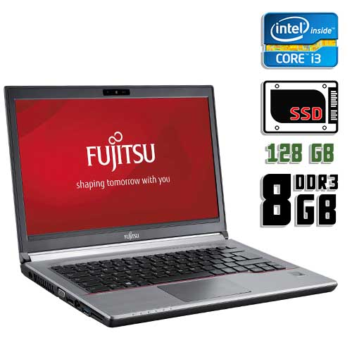 Ноутбук бу Fujitsu LifeBook E744