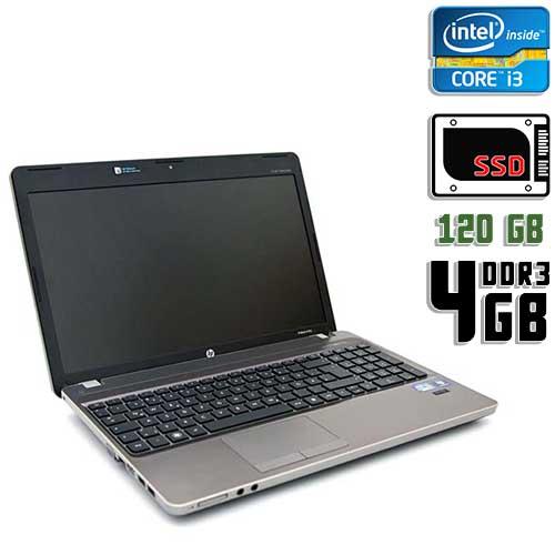 Ноутбук бу HP ProBook 4530s