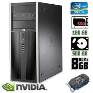 Компьютер бу HP Compaq 8200