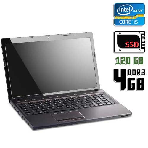 Ноутбук бу Lenovo IdeaPad G580