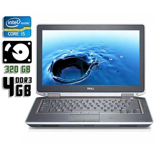 Ноутбук бу Dell Latitude E6330