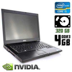 Ноутбук бу Dell Latitude E6410