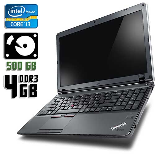 Ноутбук бу Lenovo ThinkPad Edge E520