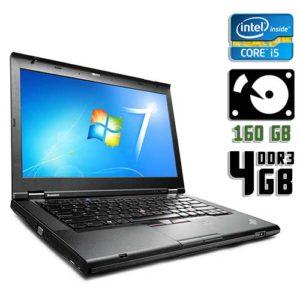 Ноутбук бу Lenovo ThinkPad T530