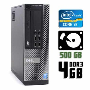 Компьютер бу Dell OptiPlex 9020 SFF