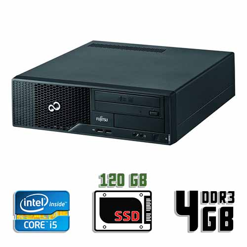 Компьютер бу Fujitsu Esprimo E500