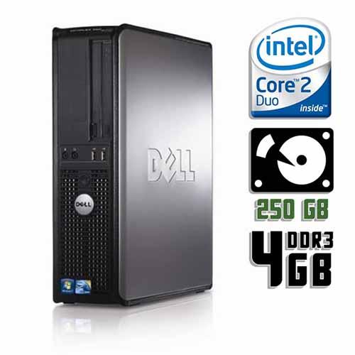Компьютер бу DELL OptiPlex 380 SFF