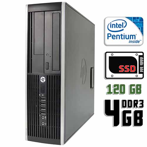 Компьютер бу HP Compaq 6300 Pro SFF