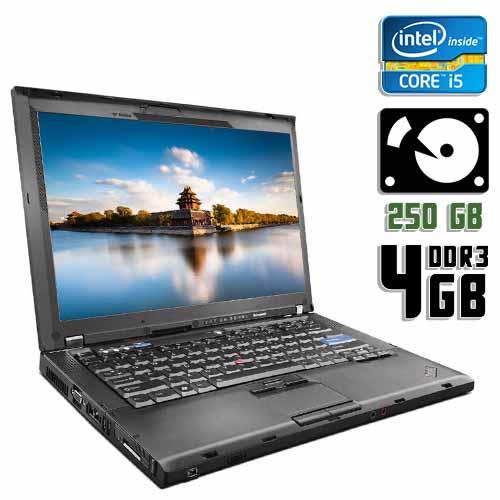 Ноутбук бу Lenovo ThinkPad T400