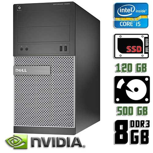 Игровой компьютер бу Dell Optiplex 3020