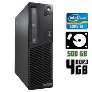 Компьютер бу Lenovo Thinkcentre M71e