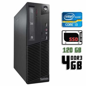 Компьютер бу Lenovo Thinkcentre M71e