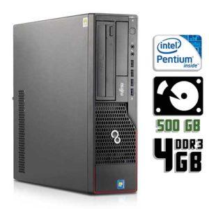 Компьютер бу Fujitsu Esprimo E710 SFF