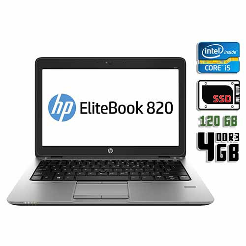 Ноутбук бу Ultrabook HP EliteBook 820 G2