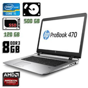 Ноутбук бу HP ProBook 470 G3