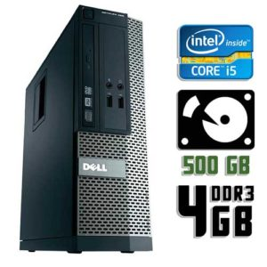 Компьютер бу Dell Optiplex 390 SFF