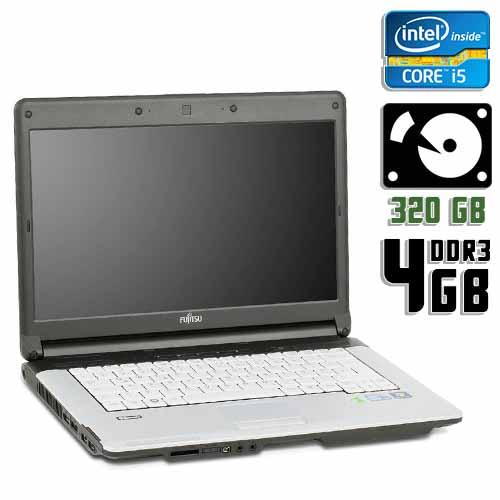 Ноутбук бу Fujitsu Lifebook S710